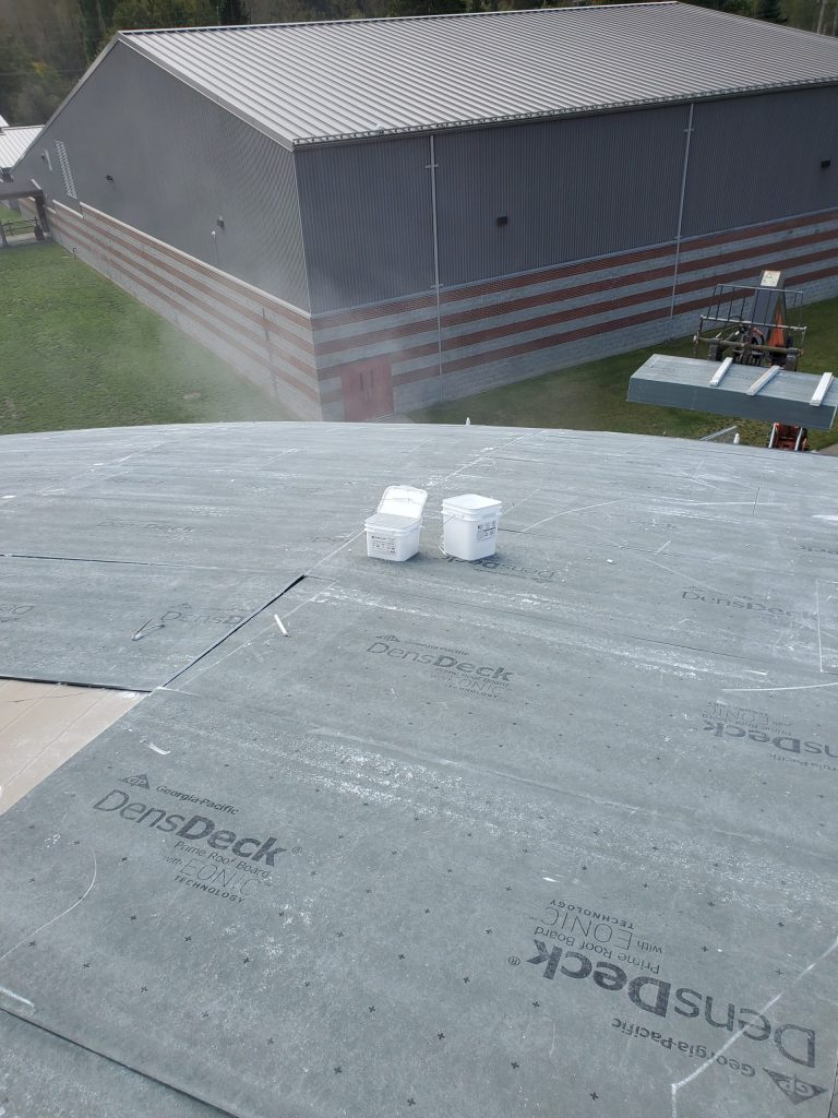 Roof Repair and Replacement by Olympic Roofing