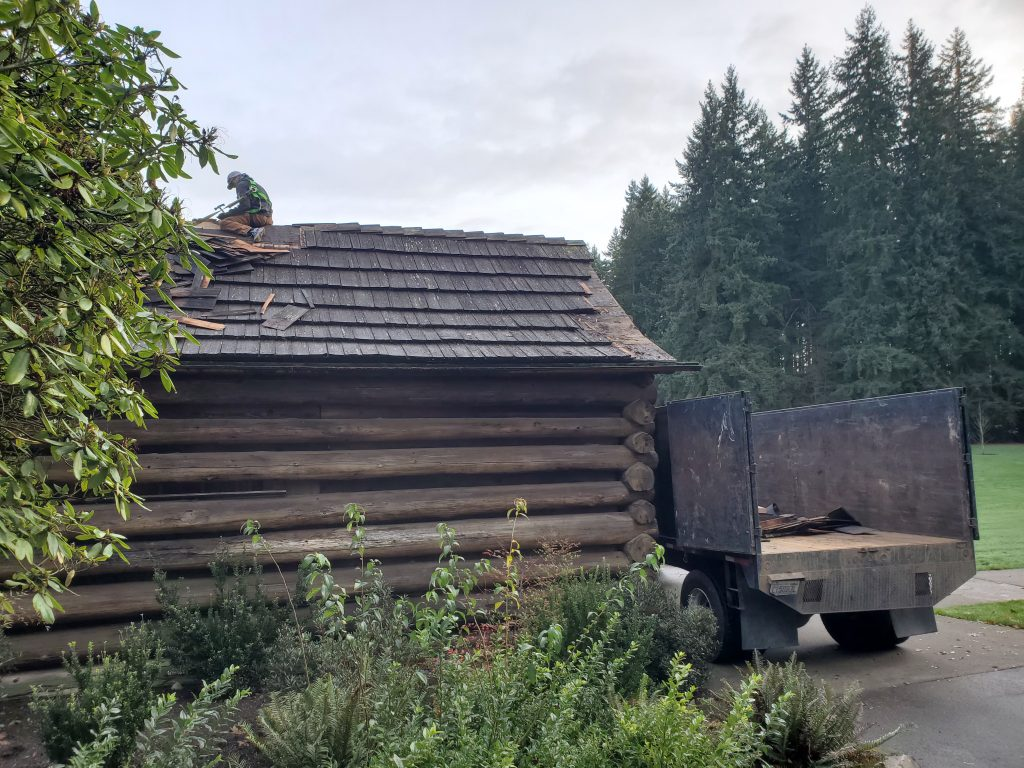 City of Bellevue – Robinswood Cabins