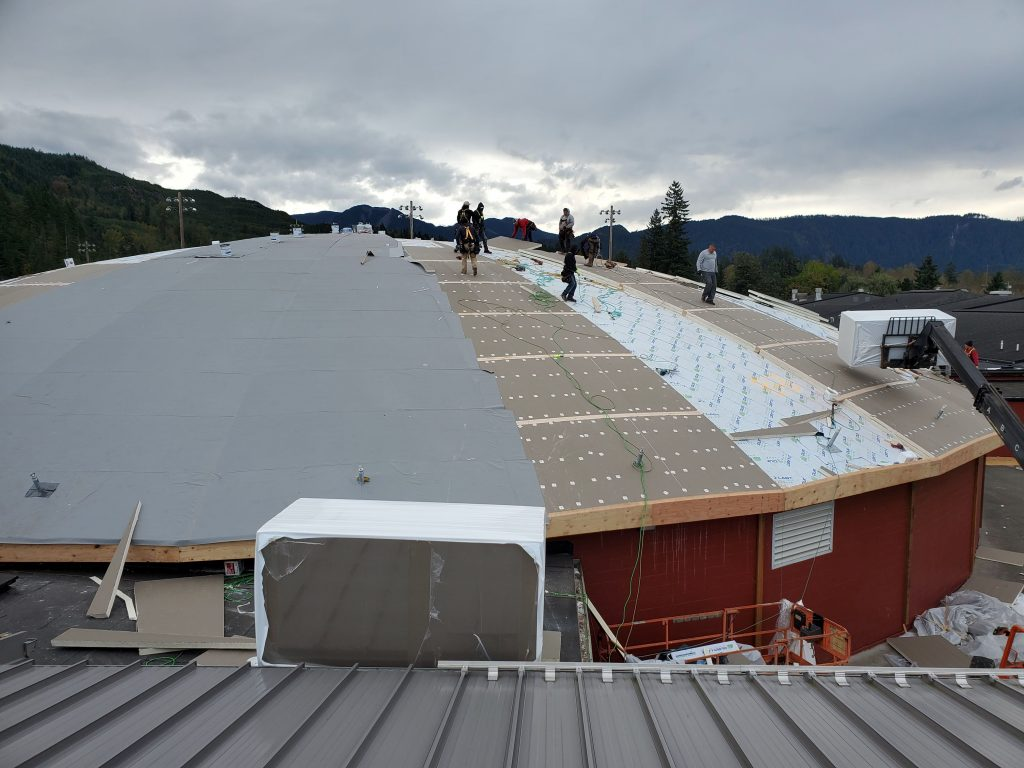Olympic Roofing, LLC professional roof repair and replacement